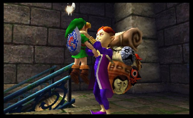 Screenshot - The Legend of Zelda: Majora's Mask 3D (3DS) 92493958