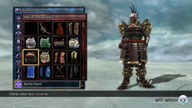 Screenshot - Soul Calibur V (PlayStation3) 2283347