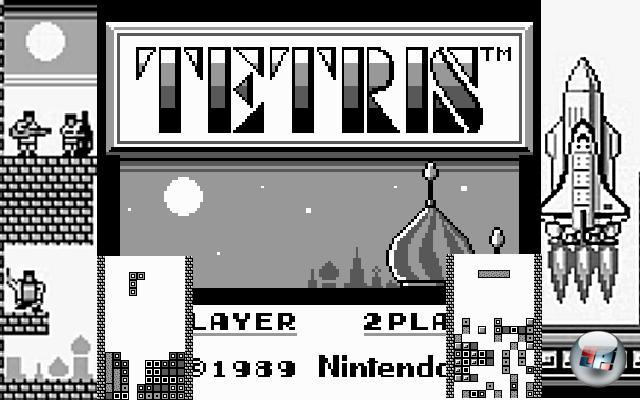 Wenn schon die Hardware nicht den Weg vorgibt, dann muss das wohl die Software tun. Und einer der brillantesten Schachzüge des damaligen Nintendo-Präsidenten Hiroshi Yamauchi dürfte wohl gewesen sein, dem Game Boy gleich das so unscheinbar wirkende Tetris beizulegen - was nicht ohne Grund bis heute einer der zuverlässigsten Platz Eins-Kandidaten für »Die besten Spiele aller Zeiten«-Listen ist. Erst wenn man das Space Shuttle gestartet hatte, war ein wahrer Tetris-Meister glücklich, was natürlich kein Grund war, das Modul aus der Hand zu legen. Therapiesitzungen von Spielern, die des Nachts von wild klackernden Klötzen träumten, waren Anfang der Neunziger eine solide Einnahmequelle von Psychotherapeuten. 1941653