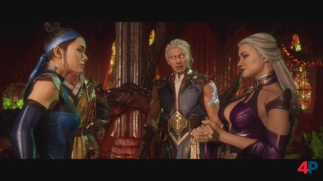 Screenshot - Mortal Kombat 11: Aftermath (PS4) 92614334