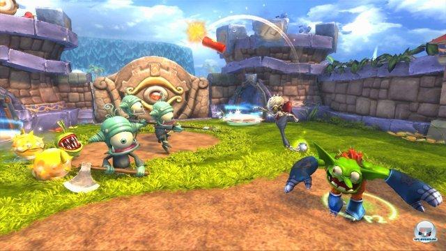 Screenshot - Skylanders: Spyro's Adventure (360)