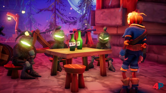 Screenshot - Pumpkin Jack (PC)