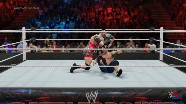Screenshot - WWE 2K15 (PC) 92504212