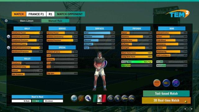 Screenshot - Tennis Elbow Manager 2 (PC) 92643101