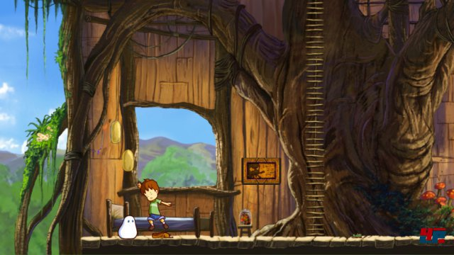 Screenshot - A Boy and his Blob (PC) 92518991