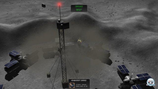Screenshot - Lunar Flight  (PC)