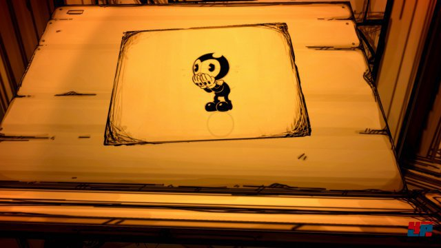 Screenshot - Bendy And The Ink Machine (PS4) 92578656