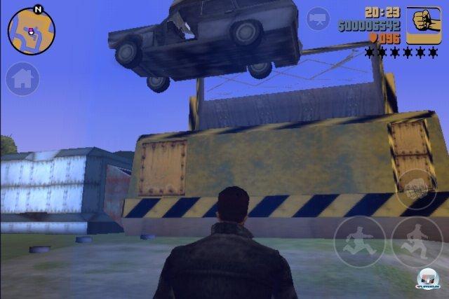 Screenshot - Grand Theft Auto III (iPhone) 2299037
