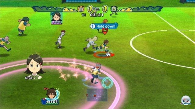 Screenshot - Inazuma Eleven Strikers (Wii) 2394012