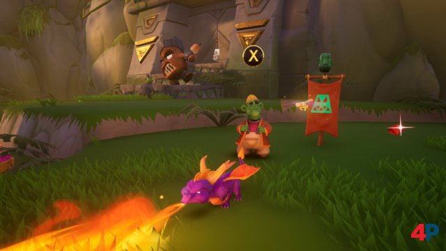 Screenshot - Spyro Reignited Trilogy (Switch)
