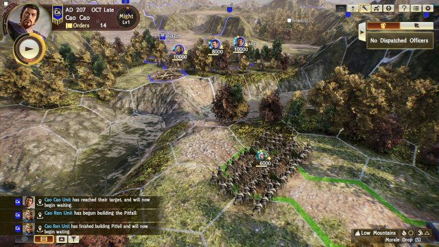 Screenshot - Romance of the Three Kingdoms 14 (PC, PS4, Switch)