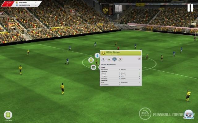 Screenshot - Fussball Manager 12 (PC)