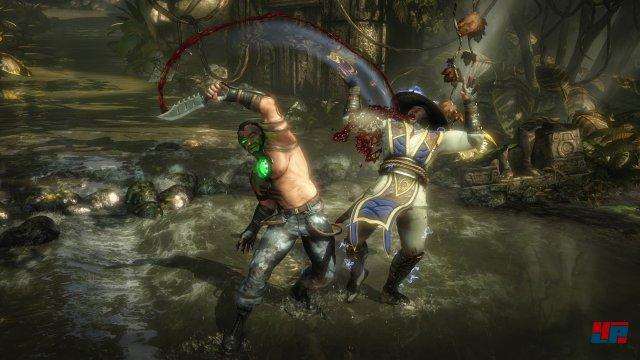 Screenshot - Mortal Kombat X (360) 92488004