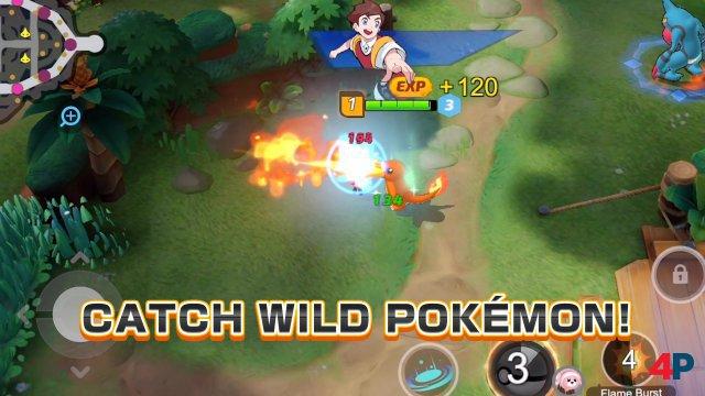 Screenshot - Pokémon Unite (Android) 92617477