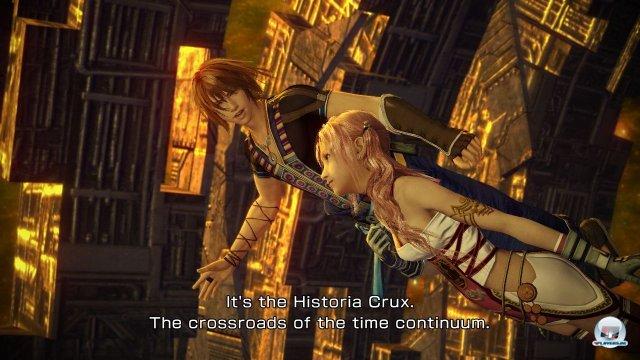 Screenshot - Final Fantasy XIII-2 (PlayStation3) 2288297