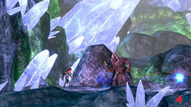 Screenshot - DreamWorks Trolljäger Verteidiger von Arcadia (PC)