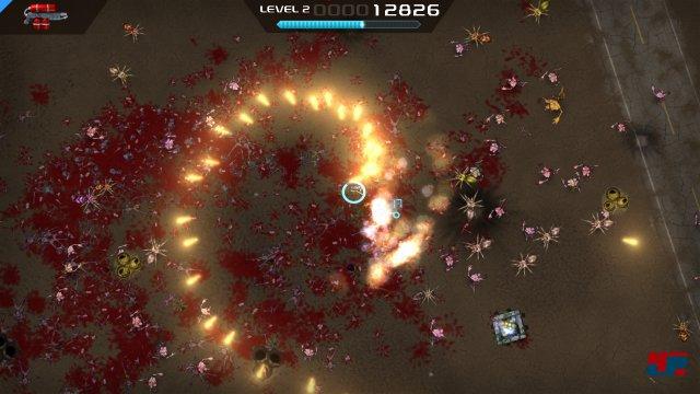 Screenshot - Crimsonland (PC) 92485291