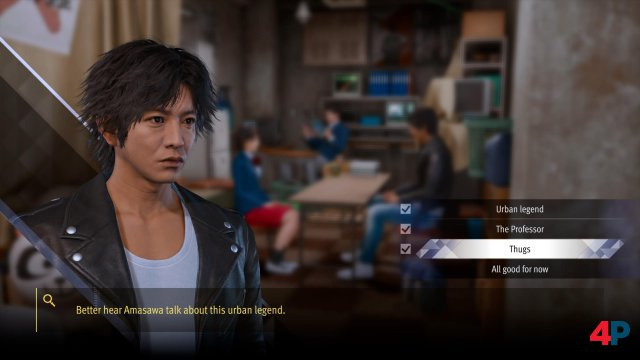 Screenshot - Lost Judgment (PlayStation5) 92650223