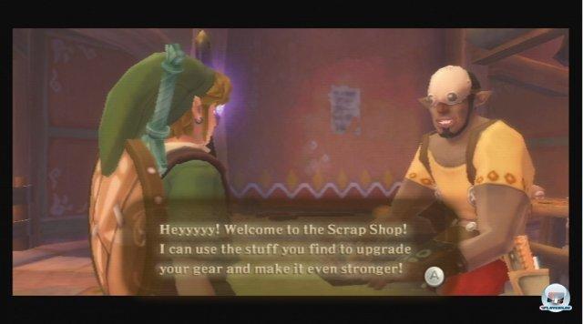 Screenshot - The Legend of Zelda: Skyward Sword (Wii) 2276522