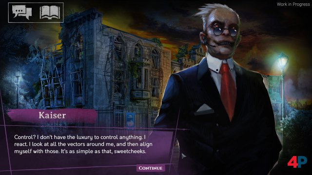 Screenshot - Vampire: The Masquerade - Shadows of New York (PC)