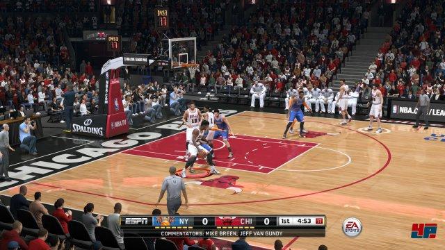 Screenshot - NBA Live 15 (PlayStation4) 92493563