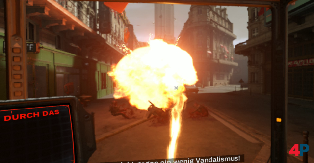Screenshot - Wolfenstein: Cyberpilot (PlayStationVR) 92592992