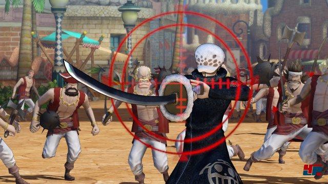 Screenshot - One Piece: Pirate Warriors 3 (PlayStation3) 92497595
