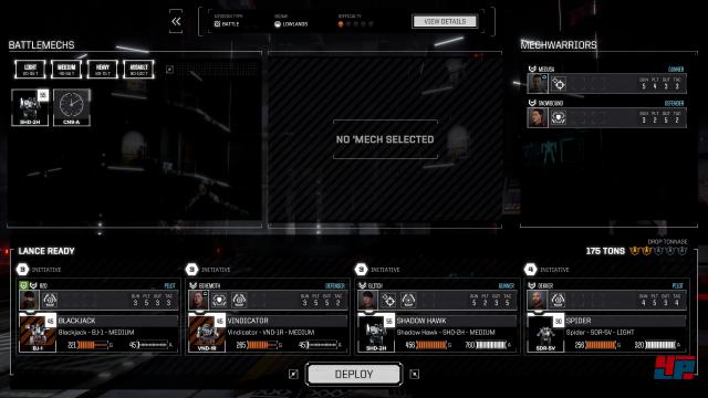 Screenshot - Battletech (PC) 92564496
