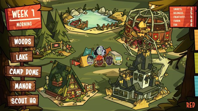 Screenshot - Monster Prom 2: Monster Camp (PC) 92627699