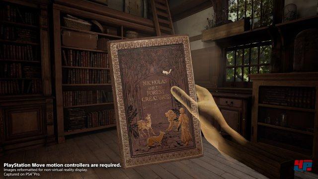 Screenshot - Déraciné (PlayStationVR) 92577369
