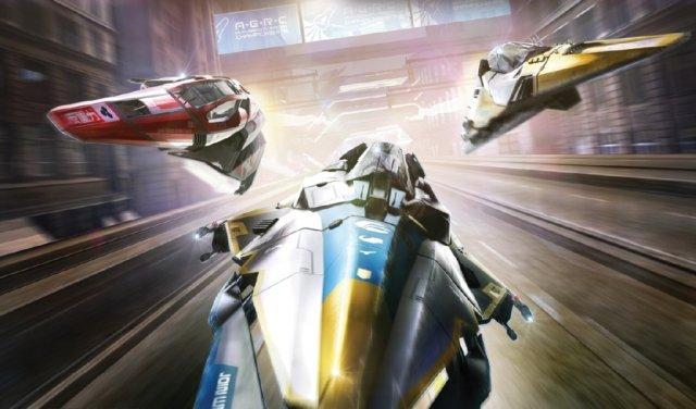 Rennspiele <br><br>  In der Zukunft wirkt die Formel 1 wie eine lahme Ente: Hier rast man jenseits von 500km/h über futuristische Pisten mit Loopings, durchbricht teilweise sogar die Schallmauer und bringt mit Waffen- und Verteidigungssystemen ordentlich Pepp in die Zweikämpfe auf der Piste. WipEout, Extreme-G, F-Zero oder Killer Loop sind eindrucksvolle Sci-Fi-Visionen des Motorsports von morgen. Auch Star Wars: Episode I zeigte im Pod-Rennen, wohin die Reise geht ? das dazugehörige Spiel ist jedoch nur Durchschnitt. Dann doch lieber P.O.D. ? eines der ersten Spiele, das damals am PC die 3dfx-Technologie nutzte. 2313057