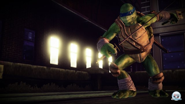 Screenshot - Teenage Mutant Ninja Turtles: Out of the Shadows (360) 92462265