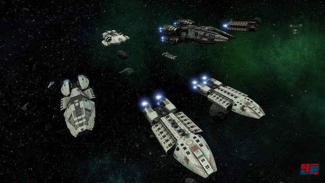 Screenshot - Battlestar Galactica Deadlock (PC) 92575401
