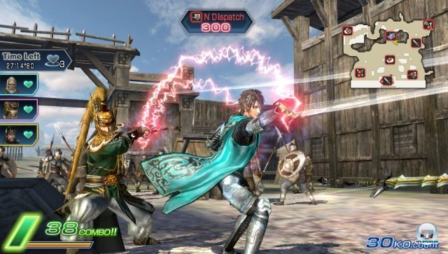 Screenshot - Dynasty Warriors: Next (PS_Vita) 2323777