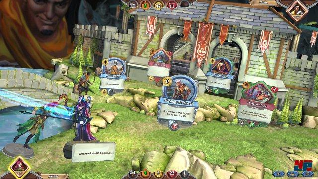 Screenshot - Chronicle: RuneScape Legends (PC) 92520550