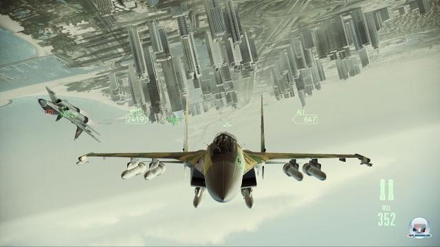 Screenshot - Ace Combat: Assault Horizon (360) 2248912
