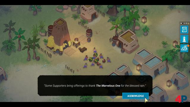 Screenshot - Godhood (PC)