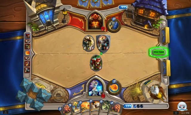 Screenshot - Hearthstone: Heroes of Warcraft (iPad) 92465614