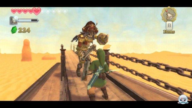 Screenshot - The Legend of Zelda: Skyward Sword (Wii) 2284167