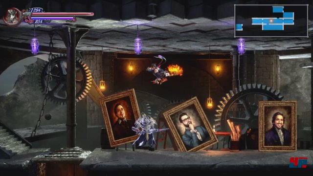 Screenshot - Bloodstained: Ritual of the Night (PC) 92587189
