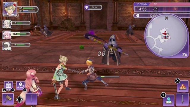 Screenshot - Rune Factory 5 (Switch)