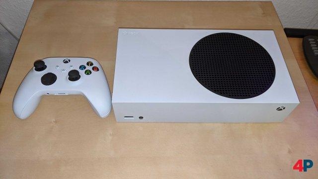 Die Xbox Series S ist wirklich verdammt klein.