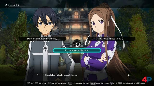 Screenshot - Sword Art Online: Alicization Lycoris (PS4) 92620122