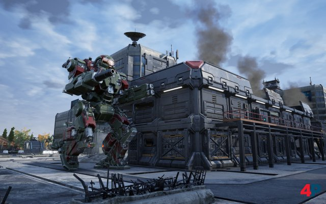 Screenshot - MechWarrior 5: Mercenaries (PC) 92602669