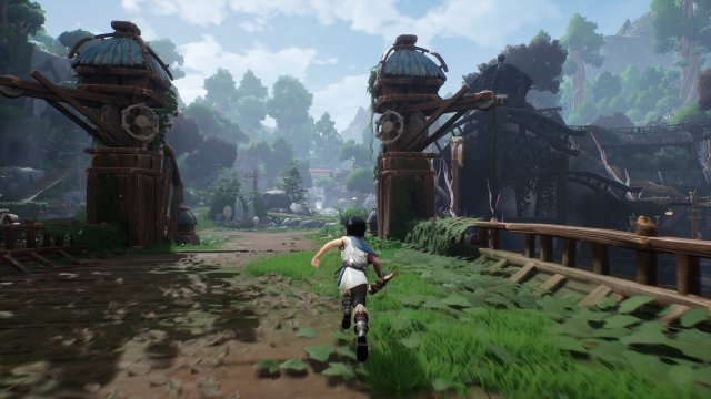 Screenshot - Kena: Bridge of Spirits (PlayStation5) 92649936
