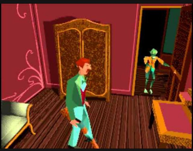 Screenshot - Alone in the Dark (Klassiker) (PC) 92604993