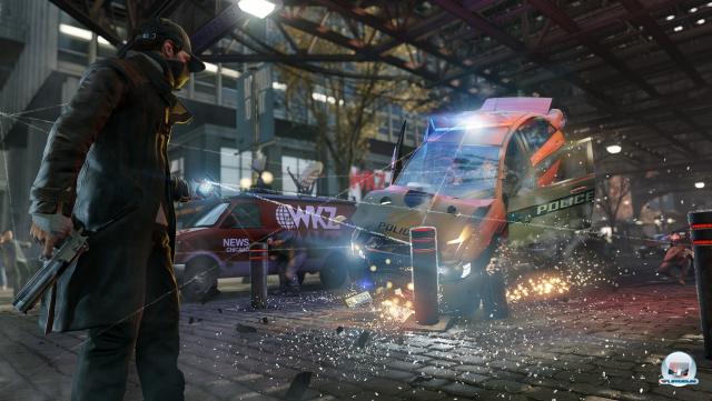 Spektakulär war weder die Kulisse noch das Spieldesign: Ubisoft orientierte sich an GTA und verhob sich.