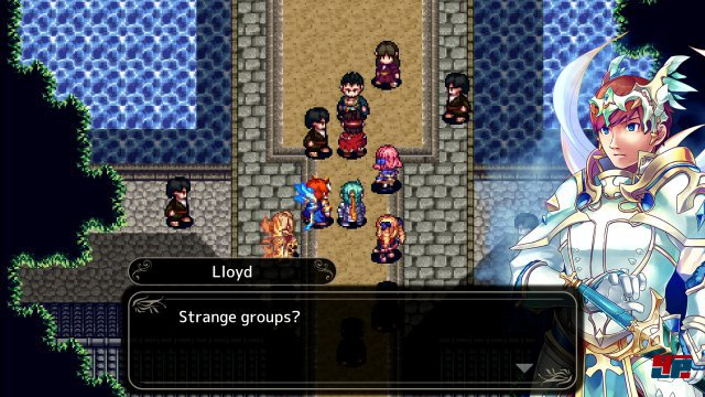 Screenshot - Legend of the Tetrarchs (Android) 92587032