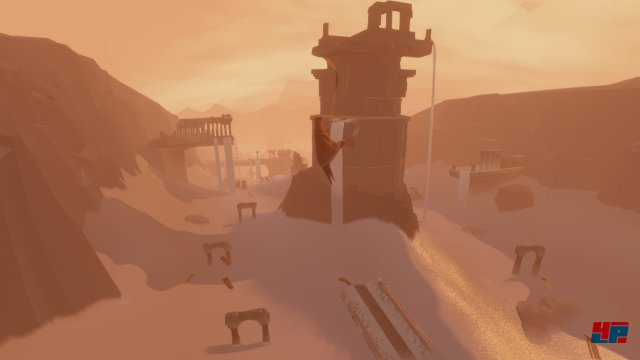 Screenshot - Journey (PlayStation4) 92510143