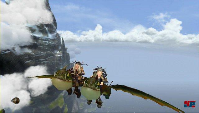 Screenshot - Drachenzähmen leicht gemacht 2 (PlayStation3) 92486204